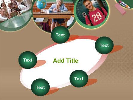 School Study PowerPoint Template Slide 14