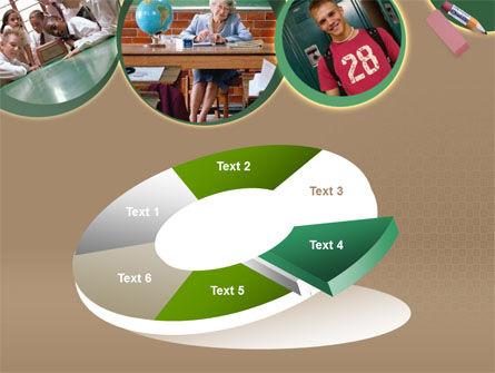 School Study PowerPoint Template Slide 19