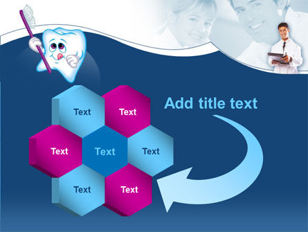 Oral Health Education PowerPoint Template Slide 11