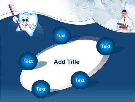 Oral Health Education PowerPoint Template Slide 14