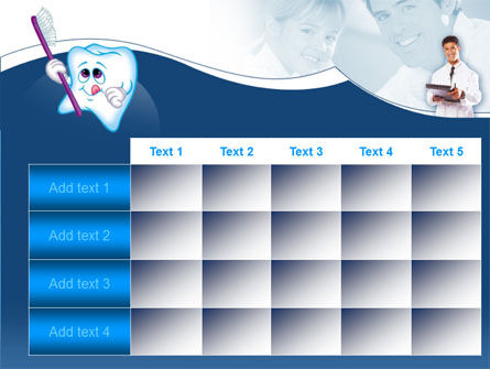 Oral Health Education PowerPoint Template Slide 15