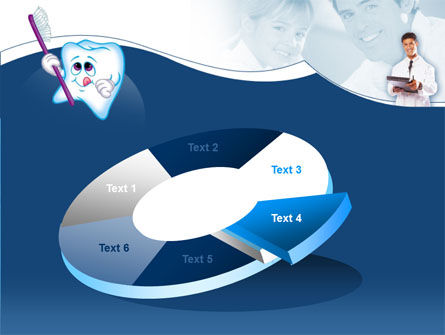 Oral Health Education PowerPoint Template Slide 19