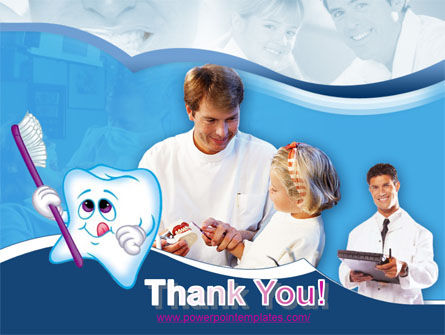 Oral Health Education PowerPoint Template Slide 20