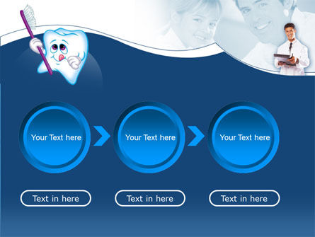 Oral Health Education PowerPoint Template Slide 5