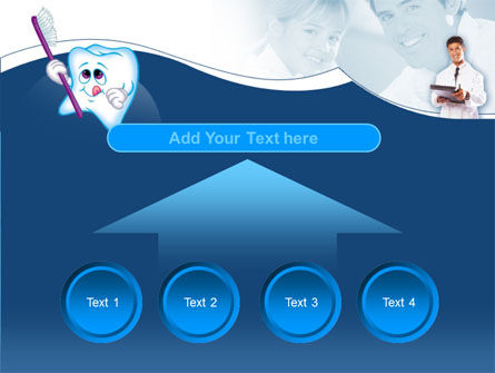 Oral Health Education PowerPoint Template Slide 8