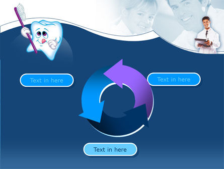 Oral Health Education PowerPoint Template Slide 9