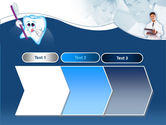 Oral Health Education PowerPoint Template#16