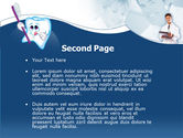 Oral Health Education PowerPoint Template#2