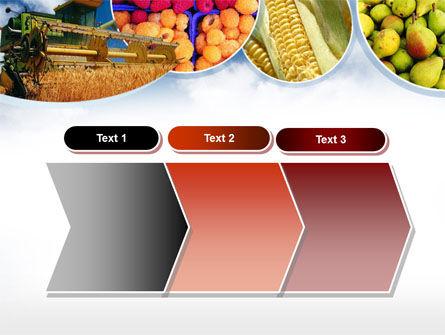 Corn Harvester PowerPoint Template Slide 16