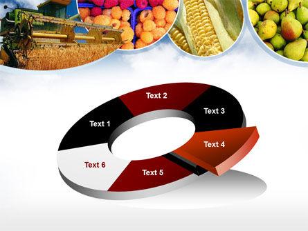 Corn Harvester PowerPoint Template Slide 19