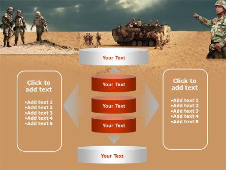 Desert Operation PowerPoint Template Slide 13