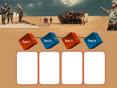 Desert Operation PowerPoint Template Slide 18
