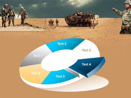 Desert Operation PowerPoint Template Slide 19