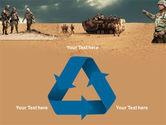 Desert Operation PowerPoint Template#10