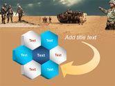 Desert Operation PowerPoint Template#11