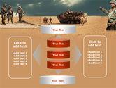Desert Operation PowerPoint Template#13