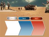 Desert Operation PowerPoint Template#16