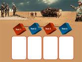 Desert Operation PowerPoint Template#18