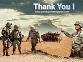 Desert Operation PowerPoint Template#20