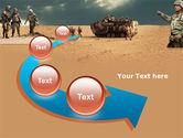 Desert Operation PowerPoint Template#6