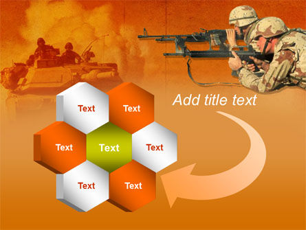 US Army Operations PowerPoint Template Slide 11