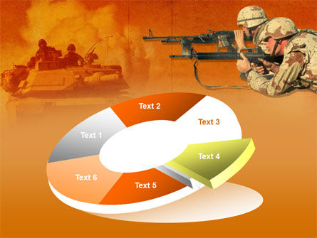 US Army Operations PowerPoint Template Slide 19