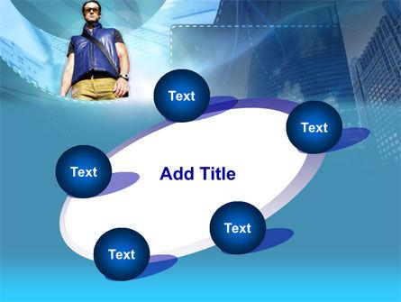 Modern Person PowerPoint Template Slide 14