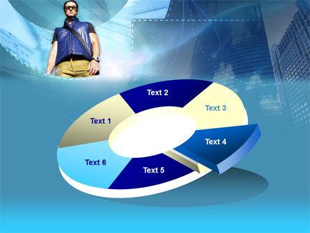 Modern Person PowerPoint Template Slide 19