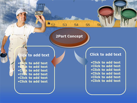 Home Repainting PowerPoint Template Slide 4