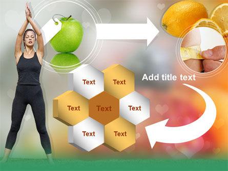 Slimming Tips PowerPoint Template Slide 11