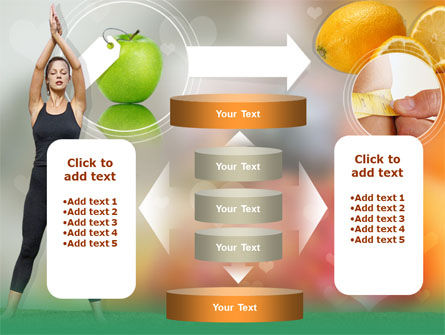 Slimming Tips PowerPoint Template Slide 13