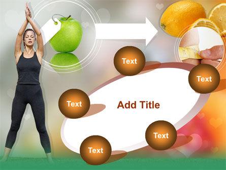 Slimming Tips PowerPoint Template Slide 14