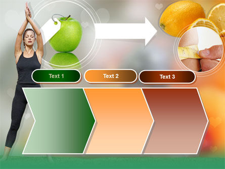 Slimming Tips PowerPoint Template Slide 16