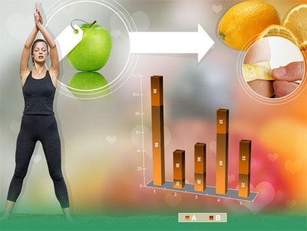 Slimming Tips PowerPoint Template Slide 17