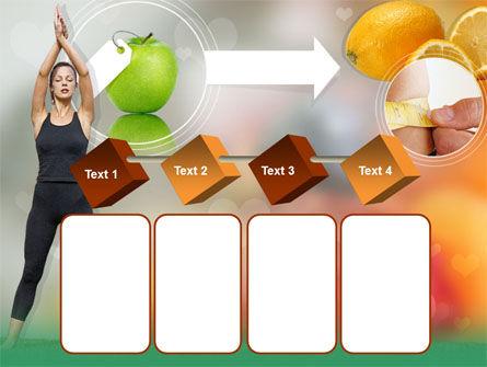 Slimming Tips PowerPoint Template Slide 18