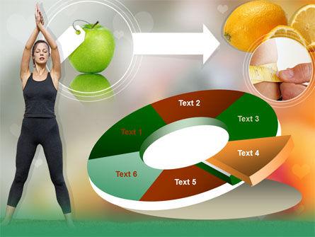 Slimming Tips PowerPoint Template Slide 19
