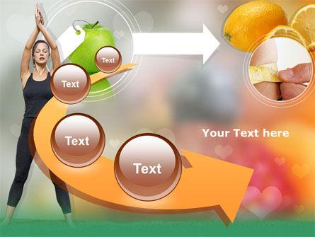 Slimming Tips PowerPoint Template Slide 6