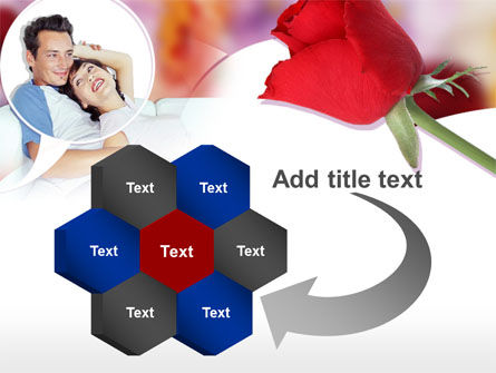 Happy Couple PowerPoint Template Slide 11