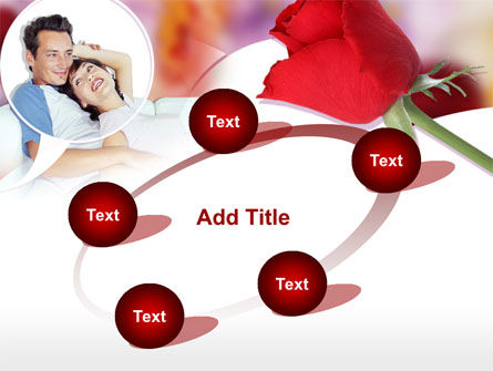 Happy Couple PowerPoint Template Slide 14