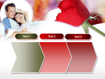 Happy Couple PowerPoint Template Slide 16