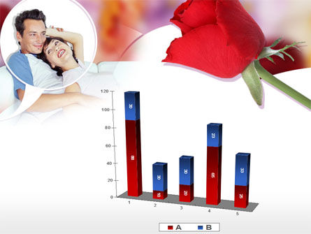 Happy Couple PowerPoint Template Slide 17