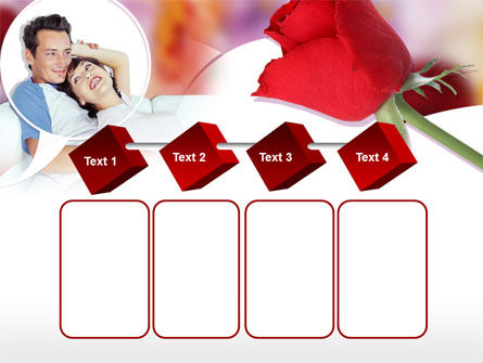 Happy Couple PowerPoint Template Slide 18