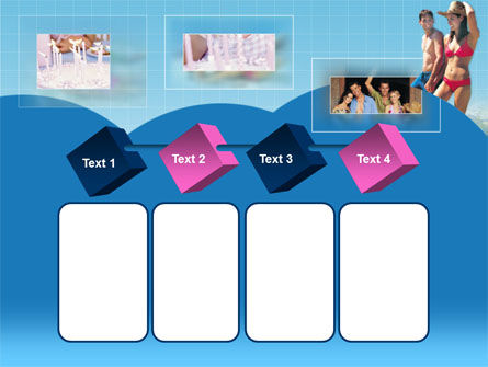 Couples Resort PowerPoint Template Slide 18