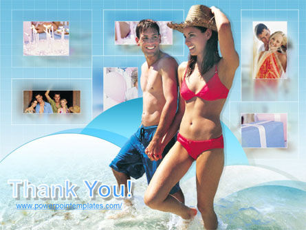 Couples Resort PowerPoint Template Slide 20