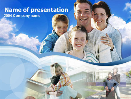 Family Time PowerPoint Template