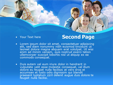 Family Time PowerPoint Template Slide 2
