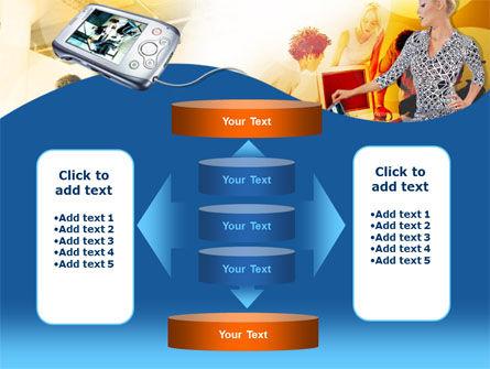 Modern Gadgets Free PowerPoint Template Slide 13