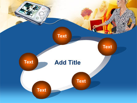 Modern Gadgets Free PowerPoint Template Slide 14