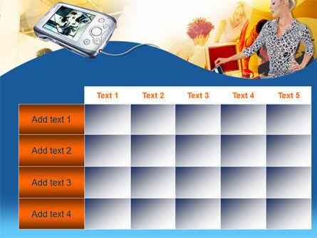 Modern Gadgets Free PowerPoint Template Slide 15