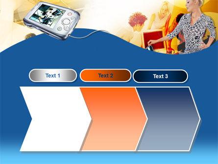 Modern Gadgets Free PowerPoint Template Slide 16